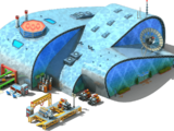 Interstellar Liner Engine Plant