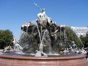 RealWorld Berlin Fountain