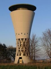 RealWorld Modern Water Tower