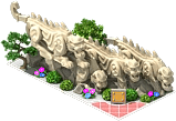 Tigers Sculpture