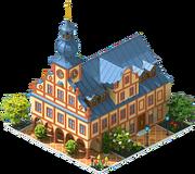 Vrchlabi Town Hall