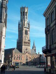 RealWorld Belfry of Bruges