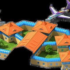 Capital Airport Terminal F