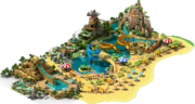 Water Park (Tourist Island) L4