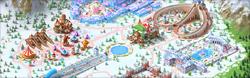 Winter Fun Background