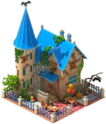 Dracula's Guest Cafe