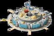 Oceanic Platform Construction