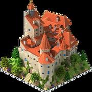 Count Dracula's Castle