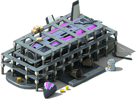 SS-42 Spaceship Locked