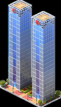 Dalian Towers