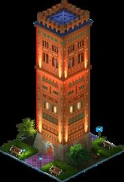 St. Martin's Tower (Night)