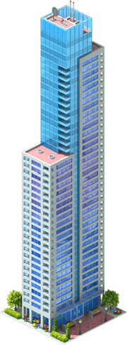 Alcorta Towers