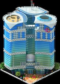 Fusionopolis Multifunctional Complex L3