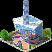 Gravity Vortex Sculpture