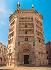 RealWorld Parma Baptistery