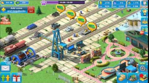 SQ Megapolis — Logistics Office L1