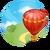 Contract Air Balloon Flight Around the World