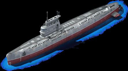 DS-16 Diesel Submarine L1