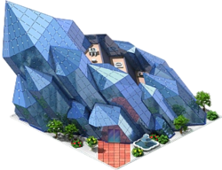 Futuroscope Pavilion