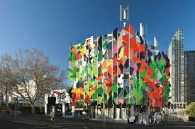 Pixel Building, Melbourne, Australia.