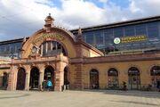RealWorld Erfurt Train Station