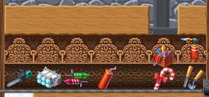 Santa's Hideaway II Vault
