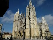 RealWorld Leon Cathedral