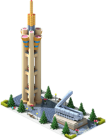 Silver TEL-67 Monument
