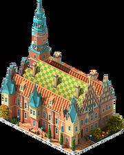 Breslau Town Hall