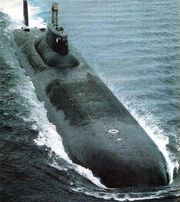 RealWorld NS-24 Nuclear Submarine