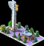 Silver APC-36 Monument
