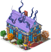 Tentacled House