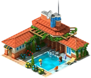 Wingspread House