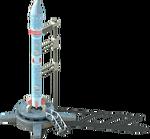CS-12 Cargo Rocket L0