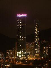 RealWorld Highcliff Skyscraper (Night)