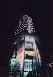 RealWorld Phoenix Tower (Night)