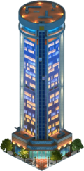 Jin Jiang Tower Hotel (Night)