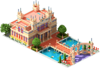 Mondello Bathhouse