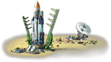 Meteorite Rocket Complex Artwork