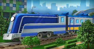 Railroad Marathon XIII