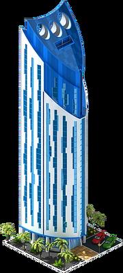 Strata Tower