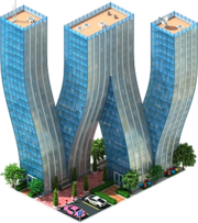 Walter towers
