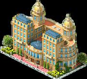 La Rambla Mexico Hotel