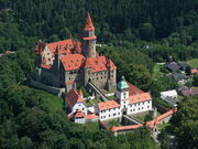 RealWorld Bouzov Castle