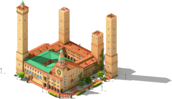 Bologna Town Hall L2
