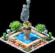 Cinematic Arts Fountain