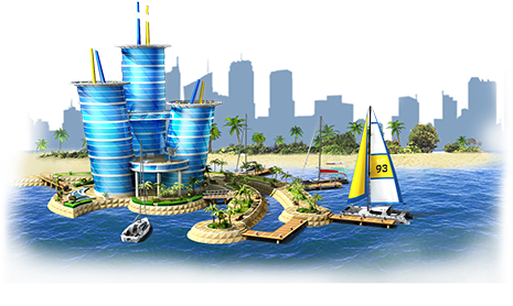 Maritime Terminal Artwork