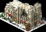 Notre Dame de Paris (Snow)