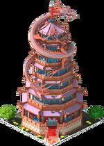 Bronze Dragon Pagoda