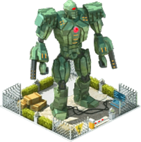 Goliath War Robot